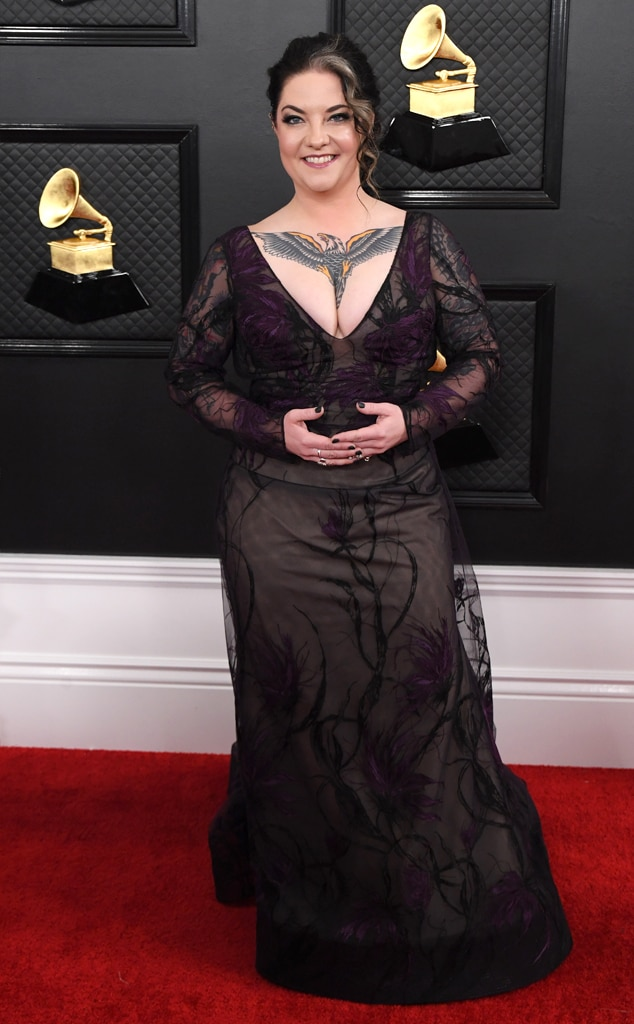 Ashley McBryde, 2020 Grammys, Grammy Awards, Red Carpet Fashions