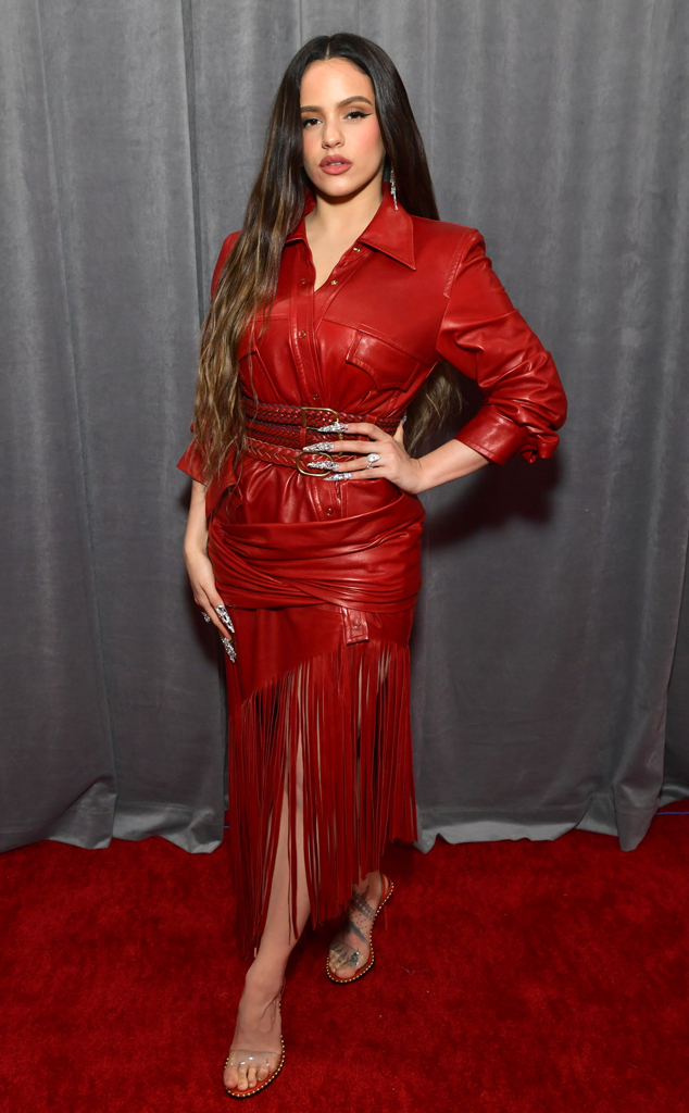 Rosalia, 2020 Grammys, Grammy Awards