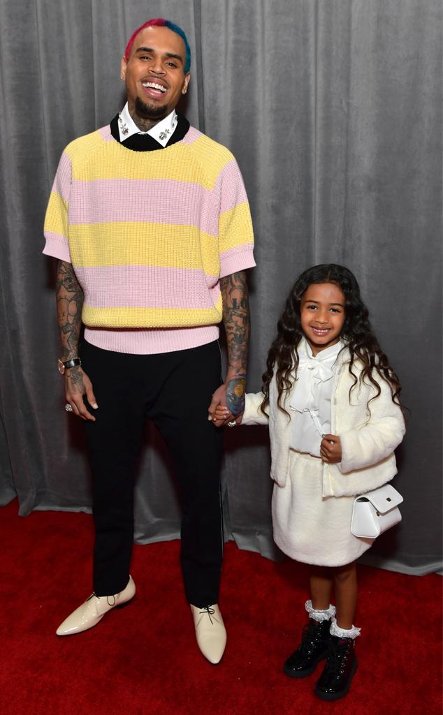 Chris Brown, Royalty Brown, 2020 Grammys, Grammy Awards