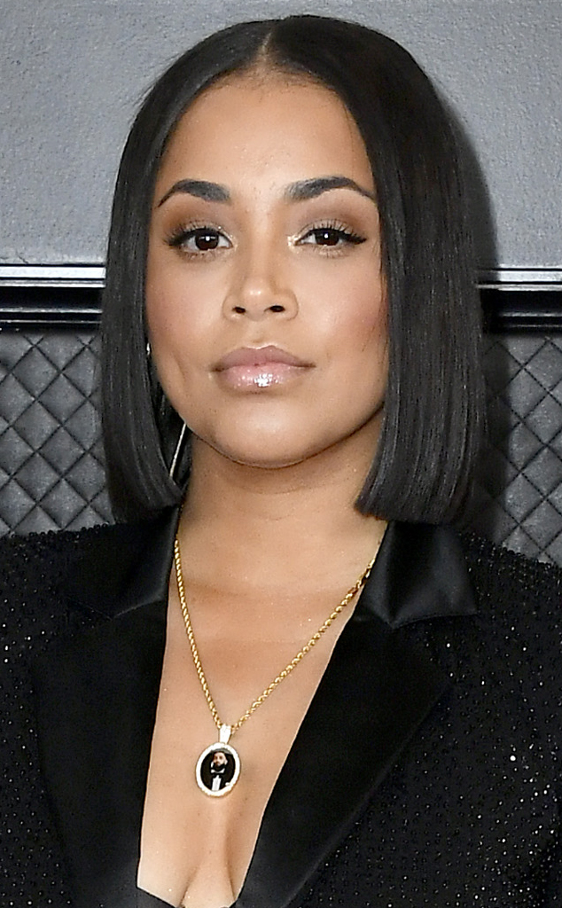 Lauren London, 2020 Grammys, Grammy Awards