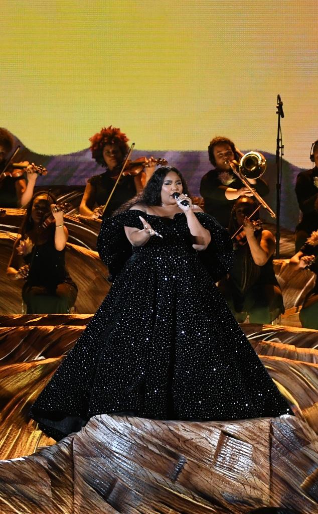 Lizzo, 2020 Grammys, Grammy Awards, Performance