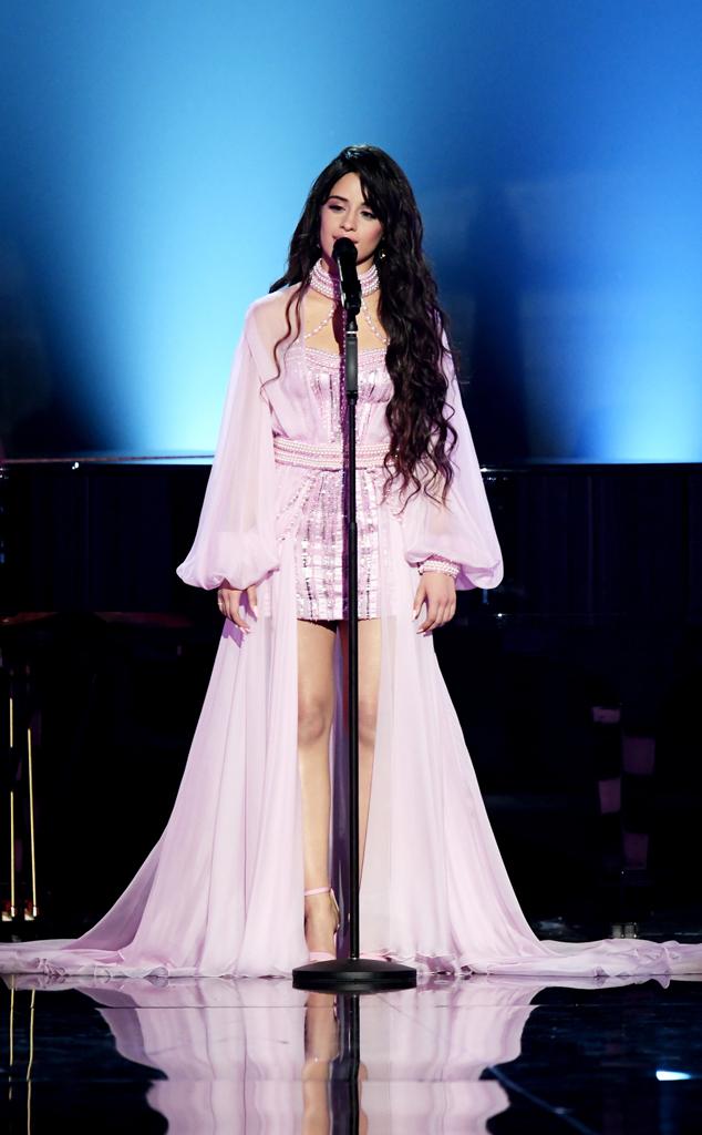 Camila Cabello, 2020 Grammys, Grammy Awards, Performance