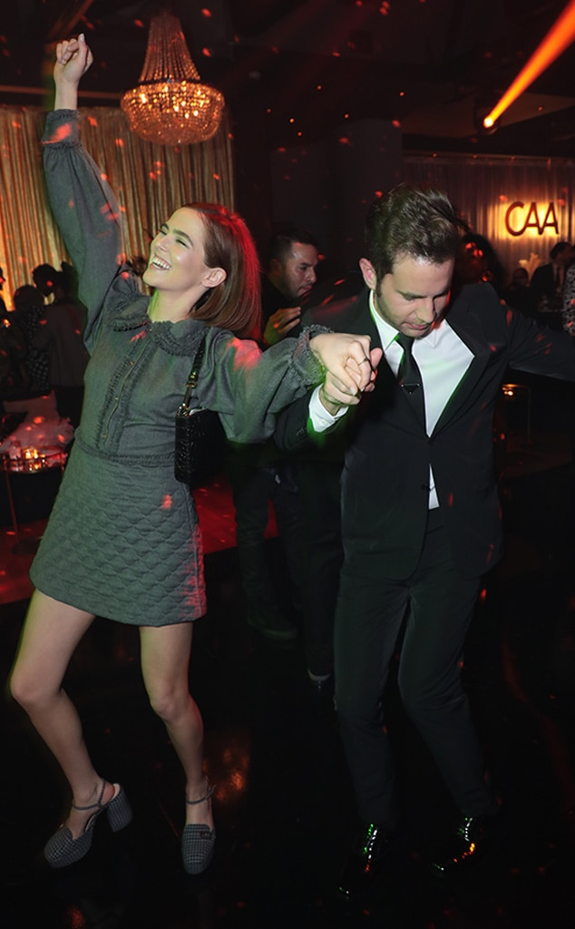 Ben Platt, Zoey Deutch