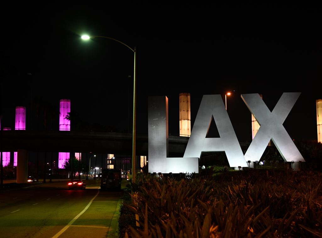 LAX, Kobe Bryant Memorial