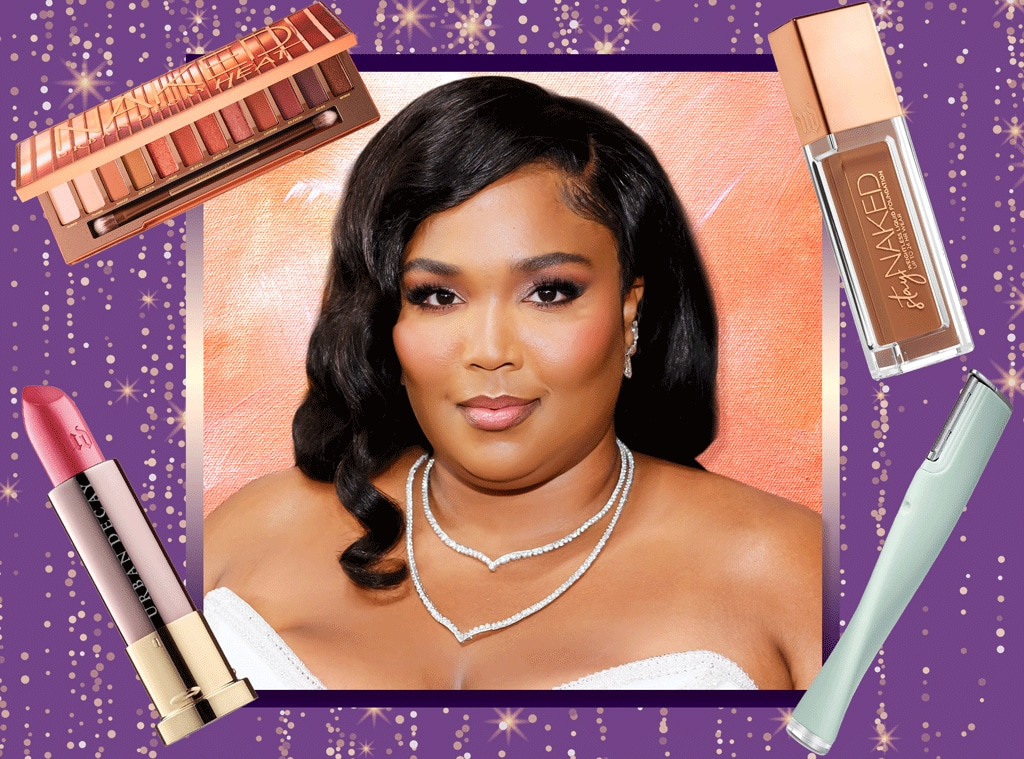 Lizzo, 2020 Grammys Beauty Breakdown, Urban Decay