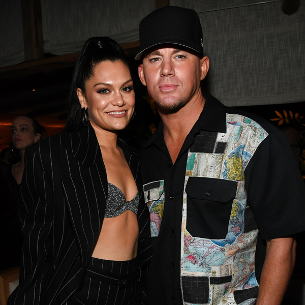Jessie J Cuddles Up to Channing Tatum in Valentine's Day Video