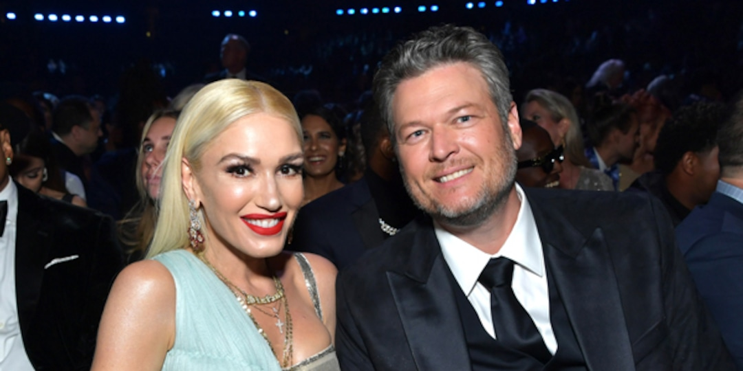 See Blake Shelton Get Candid About How His Love Story With Gwen Stefani Began on The Voice - E! Online.jpg