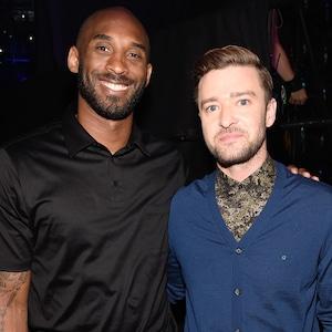 Kobe Bryant, Justin Timberlake