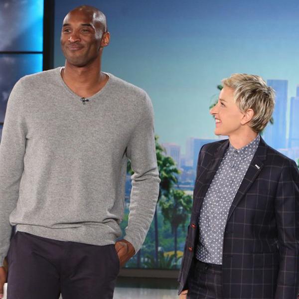 Ellen DeGeneres Urges Kobe Bryant's Fans to ''Celebrate Life'' in Tearful Speech