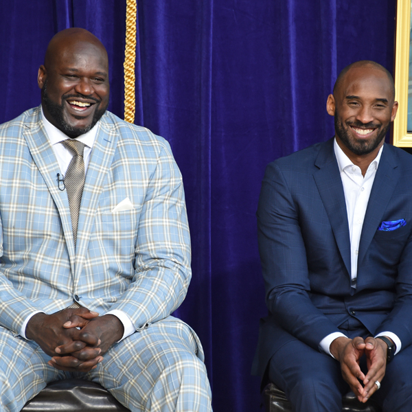 Shaquille O'Neal Shares Kobe Bryant's Relationship With His Kids
