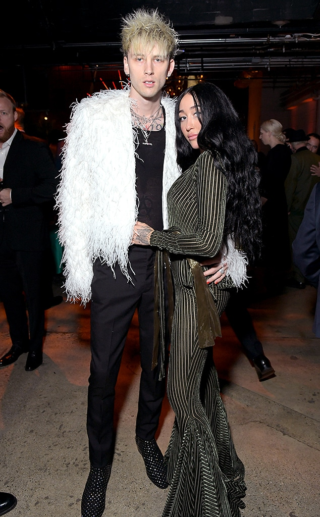 Machine Gun Kelly, Noah Cyrus