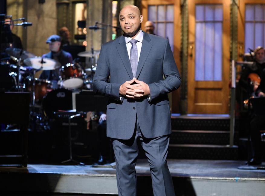 Charles Barkley, Saturday Night Live, SNL Sports Star Hosts