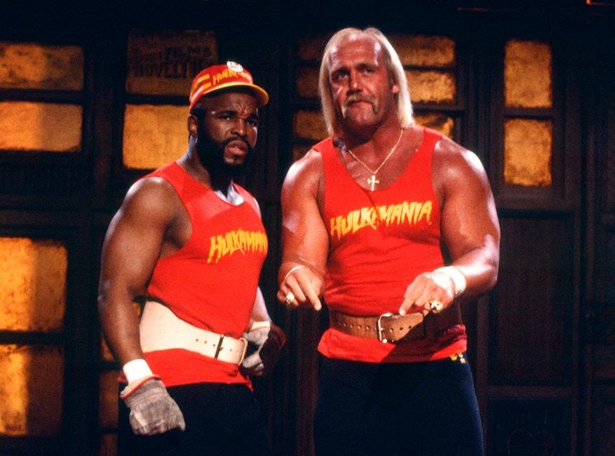 Hulk Hogan, Saturday Night Live, SNL Sports Star Hosts