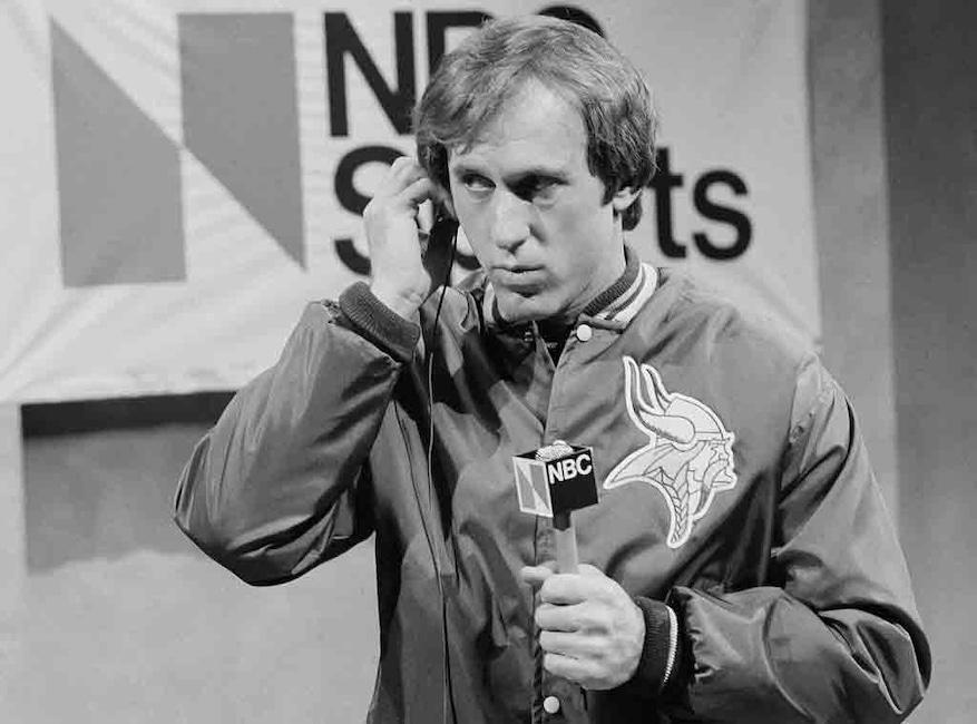 Fran Tarkenton, Saturday Night Live, SNL Sports Star Hosts