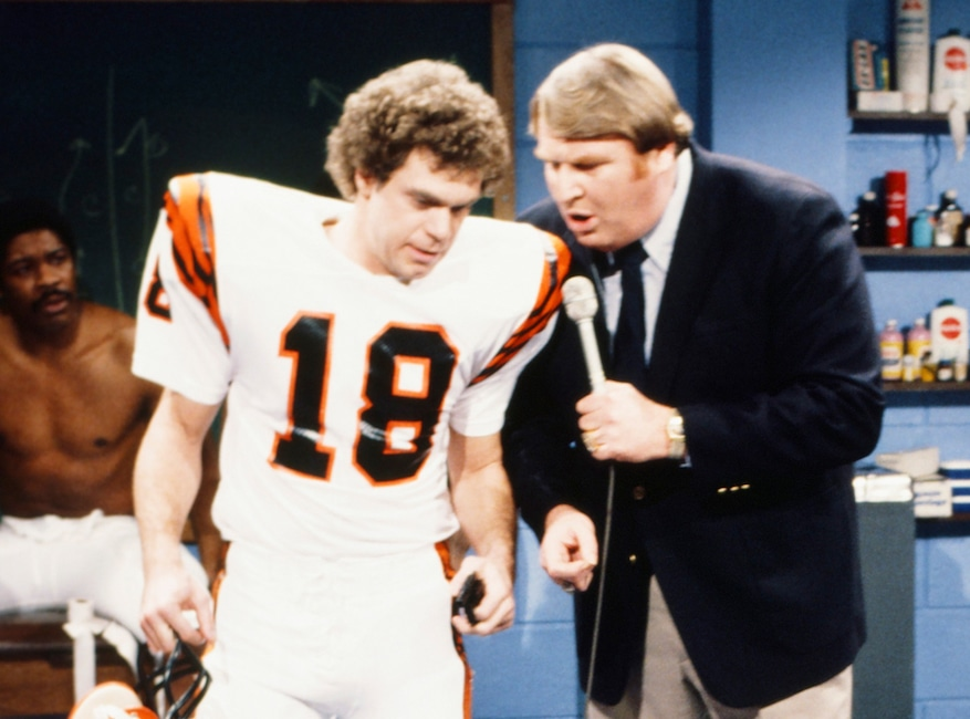 John Madden, Saturday Night Live, SNL Sports Star Hosts