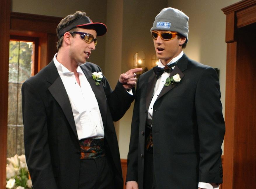 Jonny Moseley, Saturday Night Live, SNL Sports Star Hosts