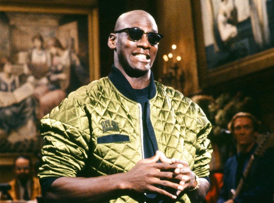 Michael Jordan, Saturday Night Live, SNL Sports Star Hosts