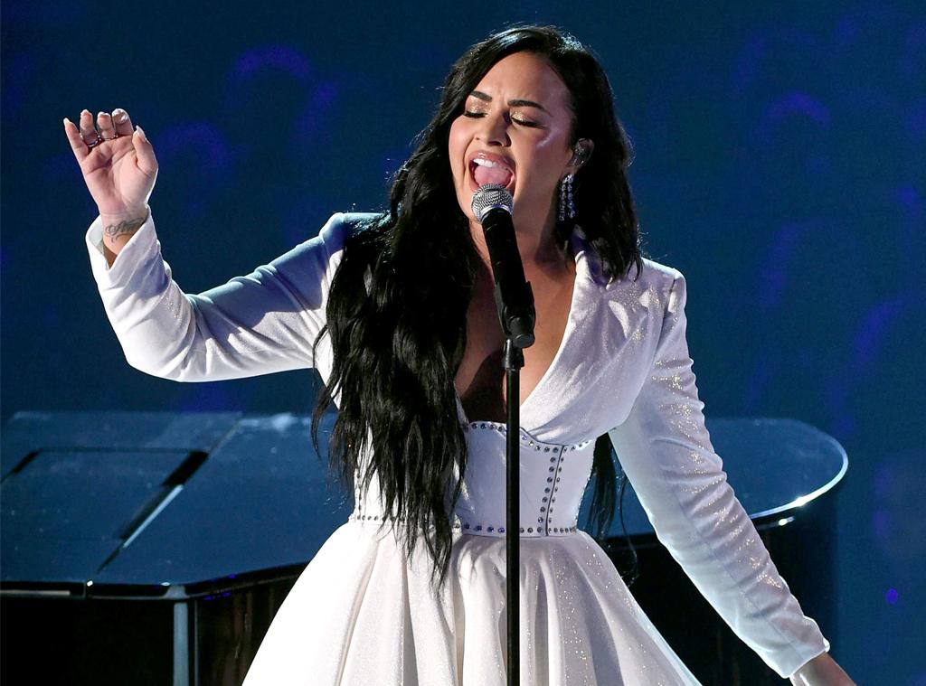 Demi Lovato, 2020 Grammys, Grammy Awards, show