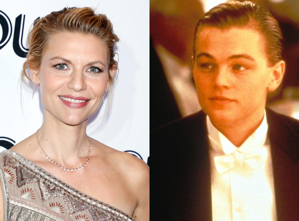 Claire Danes, Leonardo DiCaprio, Titanic