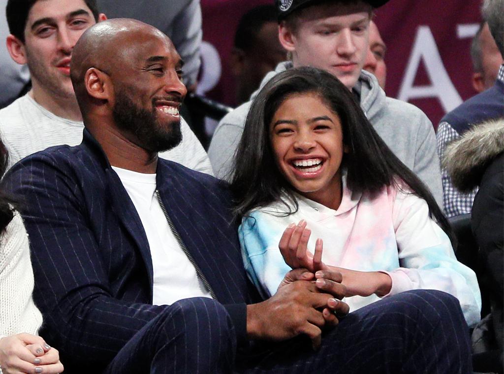 Kobe Bryant, Gianna Bryant, 2019