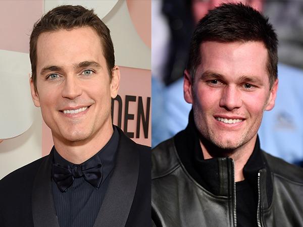 Matt Bomer Weighs In on Tom Brady Biopic Rumors