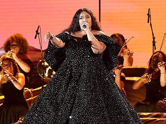 Lizzo Had Been Planning Her Incredible Grammys Performance Since High School