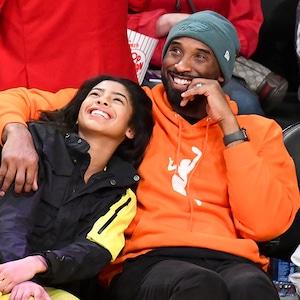 Kobe Bryant, Gianna Bryant, Los Angeles Lakers, Dallas Mavericks