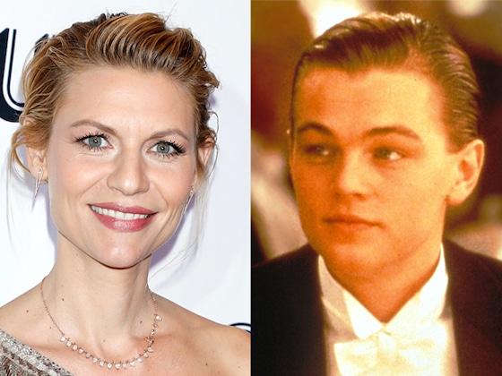 Why Claire Danes Decided Not to Do <i>Titanic</i> With Leonardo DiCaprio