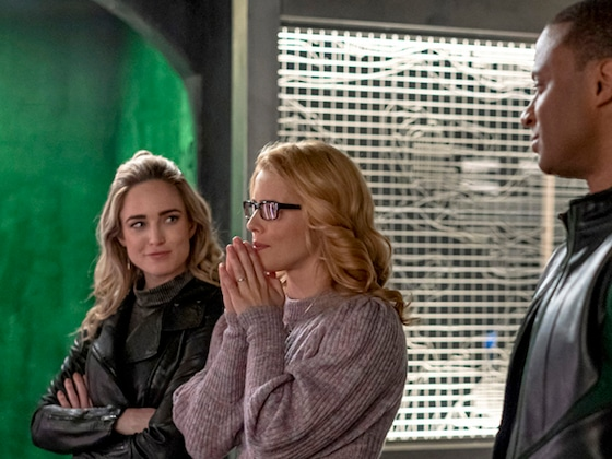 <i>Arrow</i>'s Series Finale Ended With the Most Beautiful Final Scene
