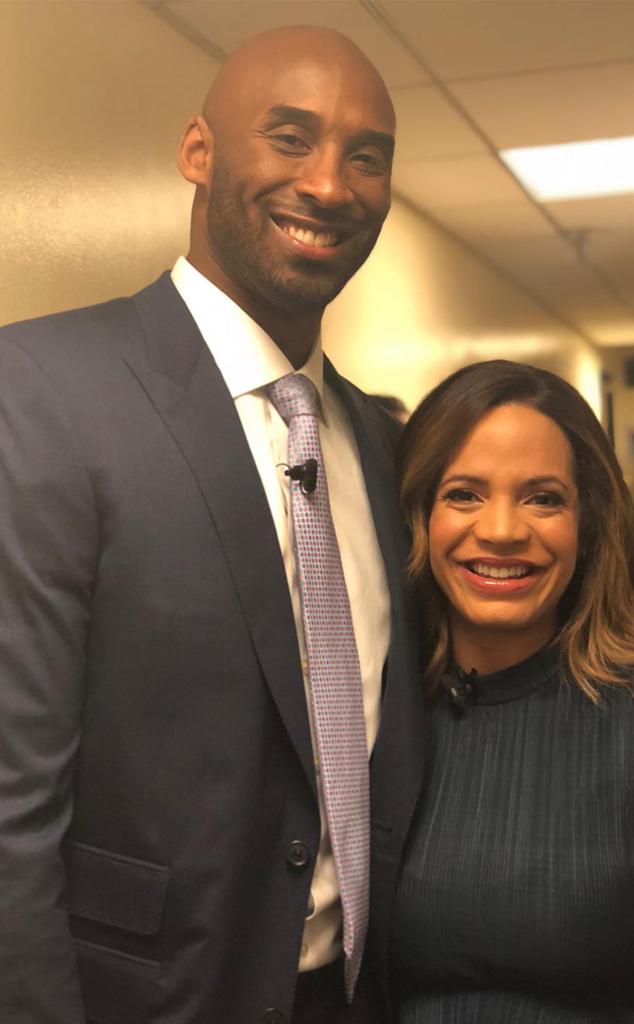 Kobe Bryant, Elle Duncan