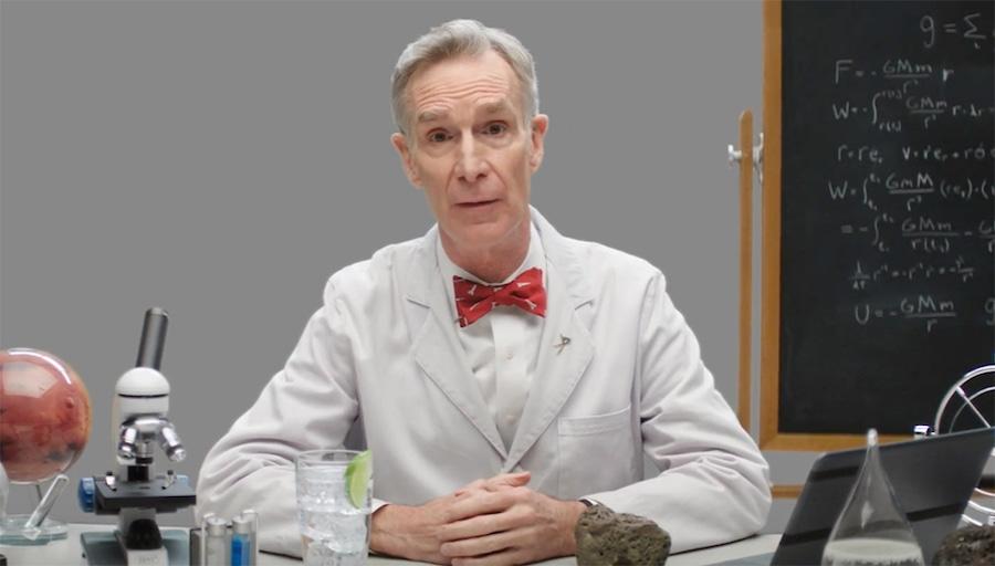 Bill Nye, SodaStream, Super Bowl 2020, Ad