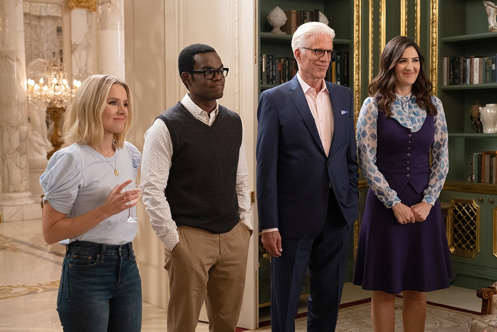 The Good Place Series Finale