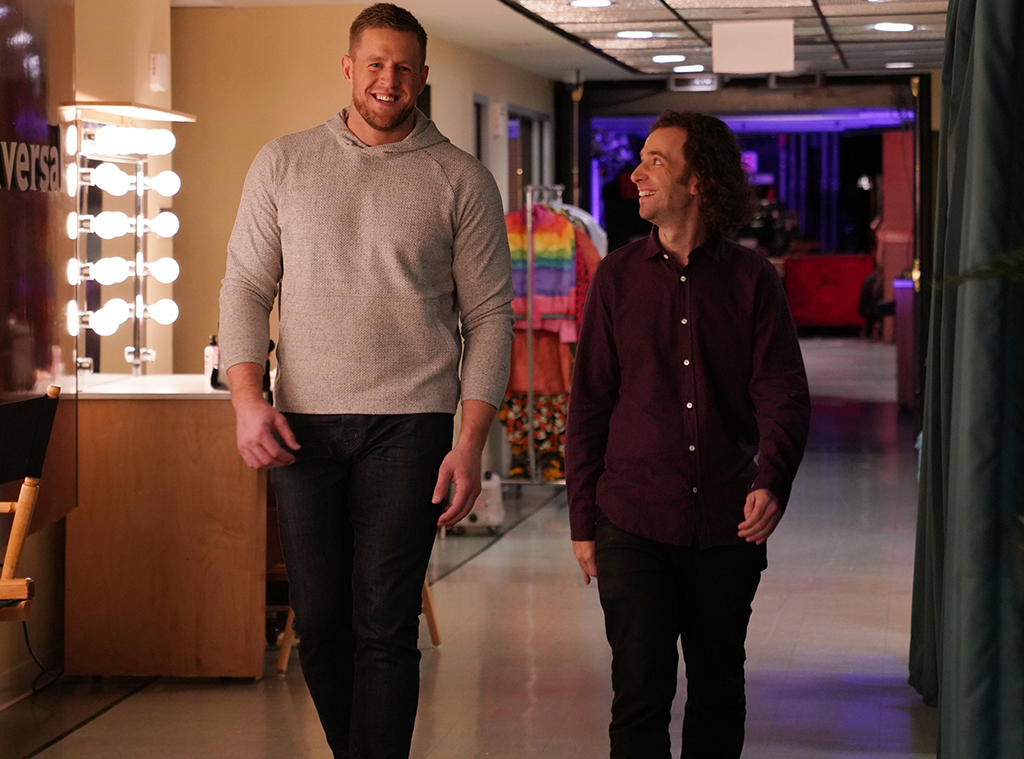 JJ Watt, Kyle Mooney, Saturday Night Live, SNL
