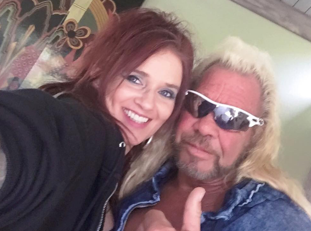 Dog the Bounty Hunter, Duane Chapman, Moon Angell