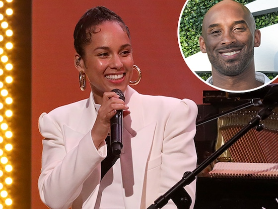 Alicia Keys Recalls Learning of Kobe Bryant's Death Hours Before Hosting The 2020 Grammys