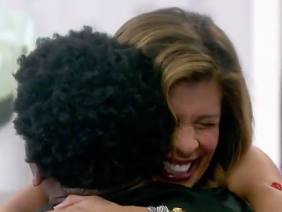 Jerry From <I>Cheer</i> Meeting Hoda Kotb and Jenna Bush Hager Is the Happiness You Need in Your Life</I>