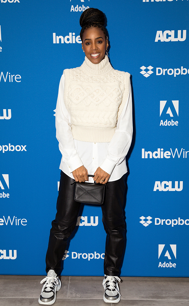 Kelly Rowland, Sundance Film Festival Fashion