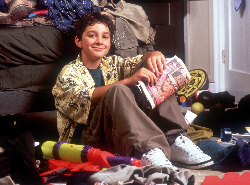 Shia Labeouf, Even Stevens