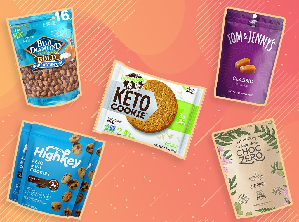 Ecomm: 15 Keto Snacks You Can Buy Online