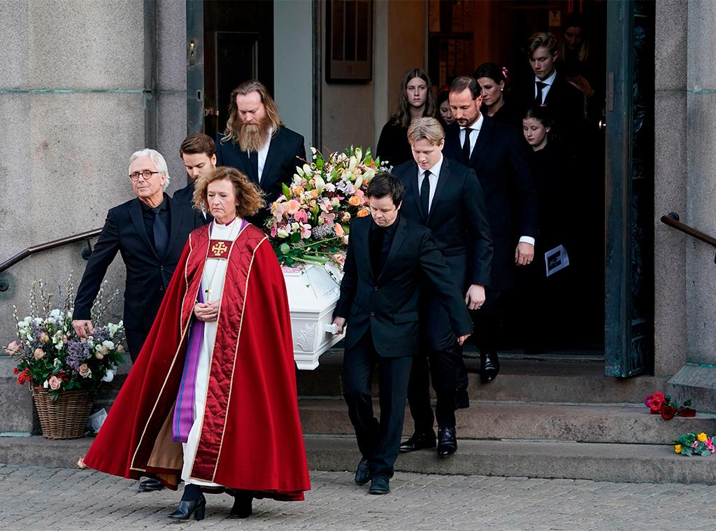 Ari Behn Funeral