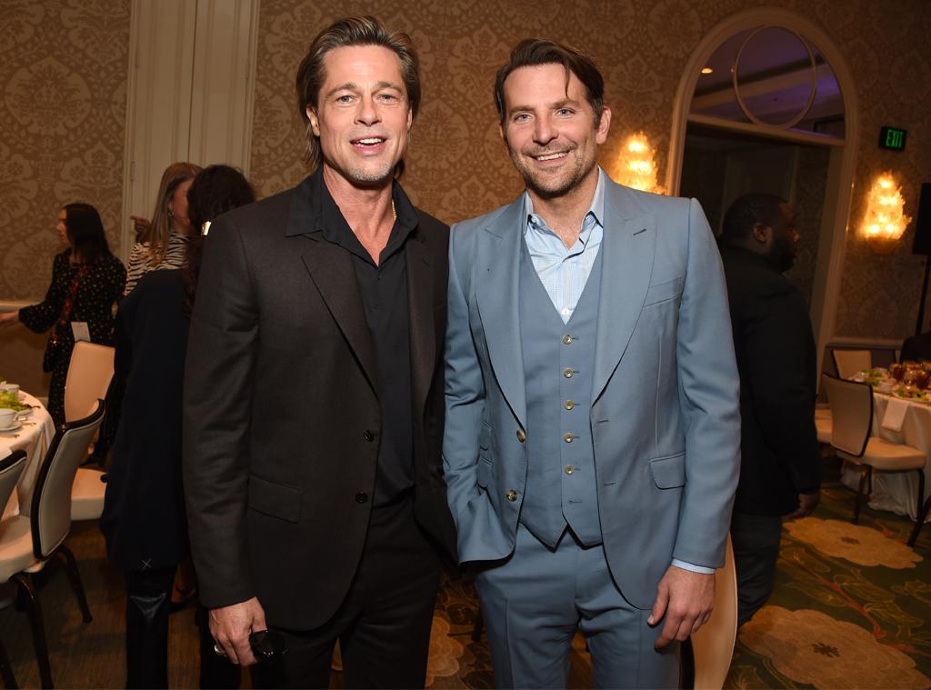 Brad Pitt, Bradley Cooper, 2020 AFI Awards