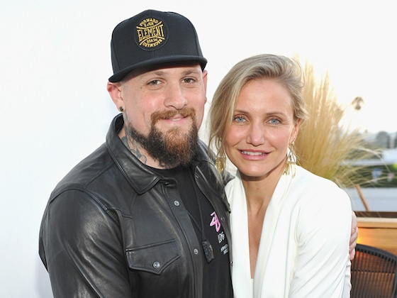 Benji Madden's Message for Cameron Diaz and Daughter Raddix Will Warm Your Heart