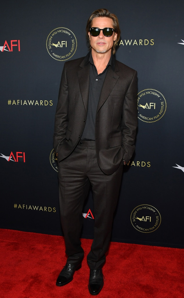 AFI Awards, Brad Pitt
