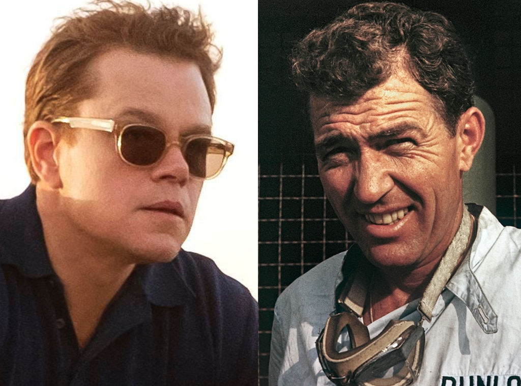 Oscar Nominated Films - Matt Damon, Carroll Shelby
