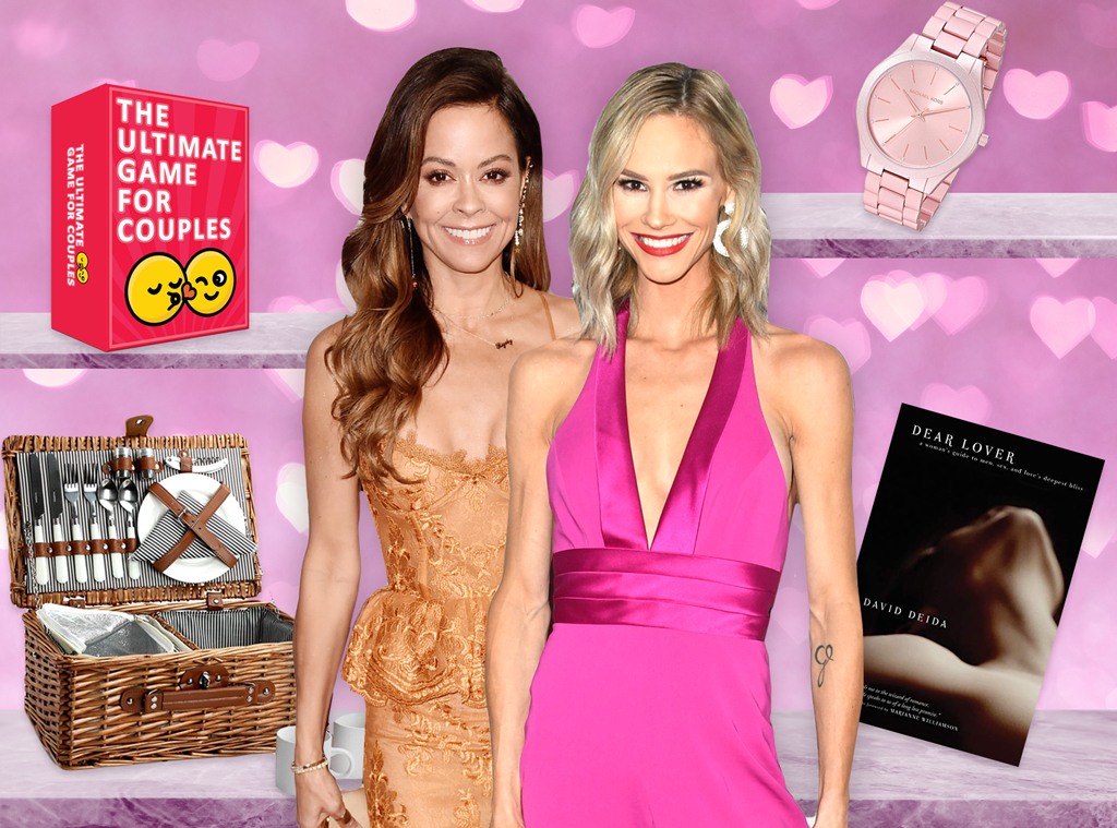 E-Comm: Brooke Burke, Meghan King Edmonds, Valentine's Day Gift Guide