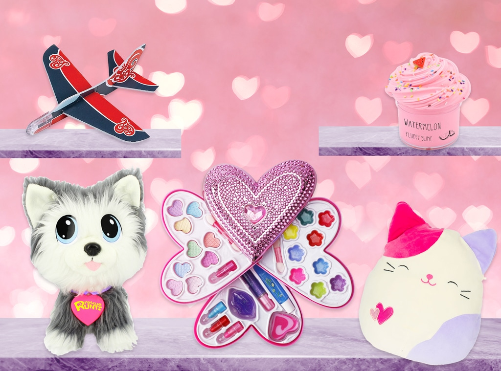 E-Comm: Valentine's Day Gifts for the Kid at Heart, Valentine's Day Gift Guide