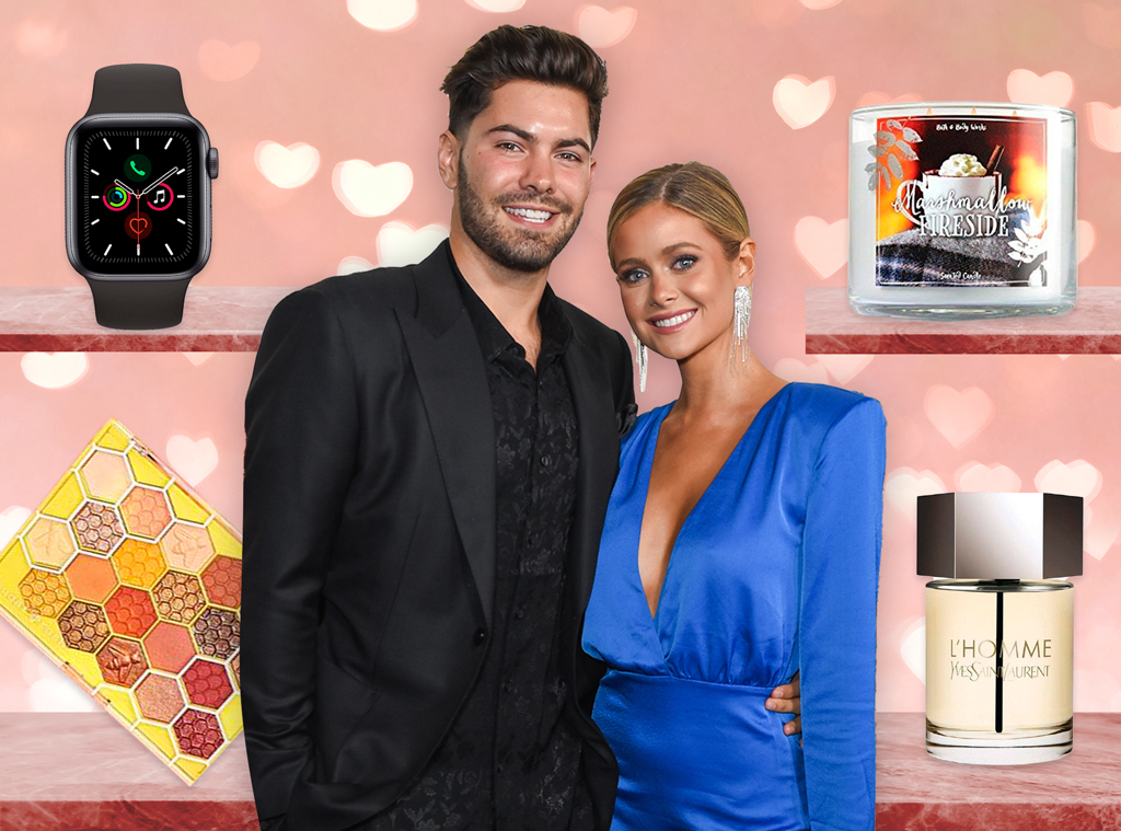 E-Comm: Hannah Godwin, Dylan Barbour, Valentine's Day Gift Guide