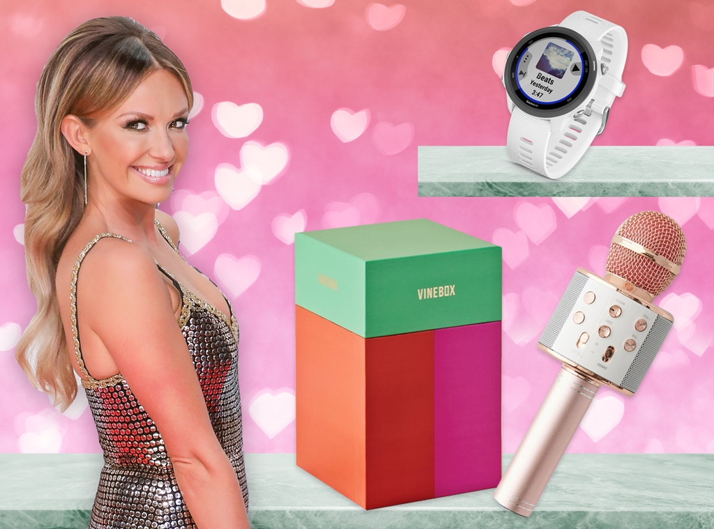 E-Comm: Carly Pearce, Valentine's Day Gift Guide