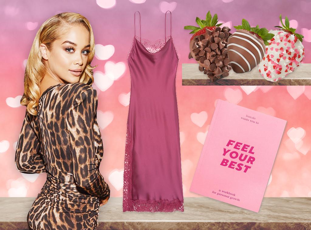 E-Comm: Jasmine Sanders, Valentine's Day Gift Guide