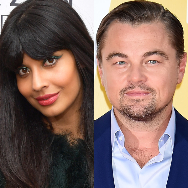 Jameela Jamil's First Hollywood Event Included Turning Down a Leonardo DiCaprio Party